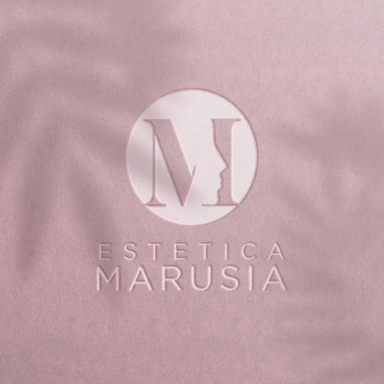 logodesign esteticamarusia