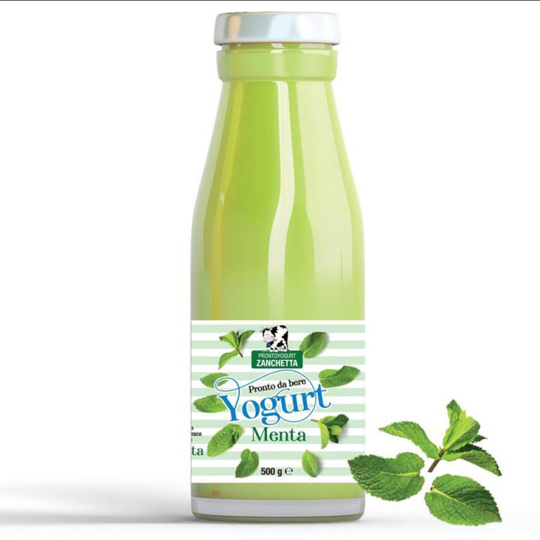 yogurt menta